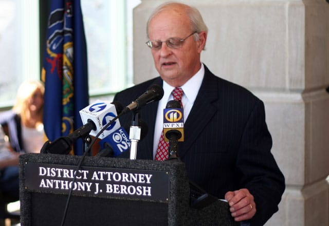 District Attorney Berosh / Beaver Countian file photo