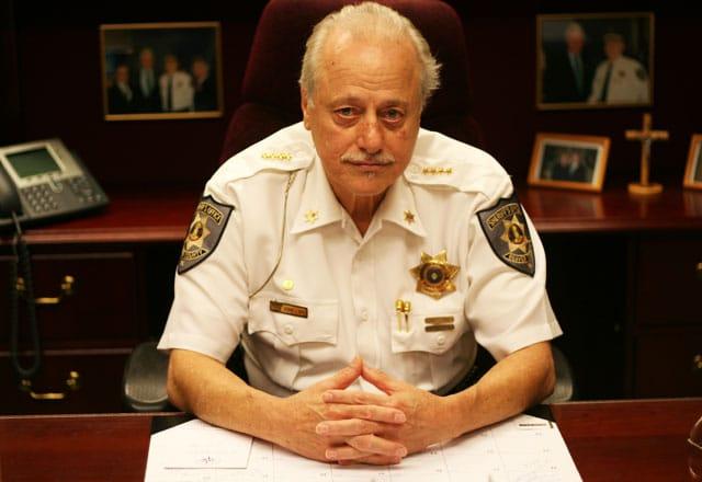 Beaver County Sheriff George David