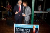 Hundreds Gathered For Al Torrence's District Attorney Campaign Kickoff Event