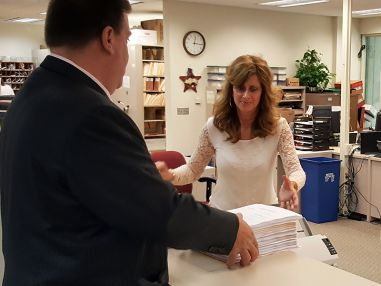 Commenter's Attorney Files 1,000 Page Court Motion - Seeks $10,000 In Sanctions Against Treasurer Connie Javens